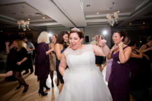Wedding Fun on the Dance Floor